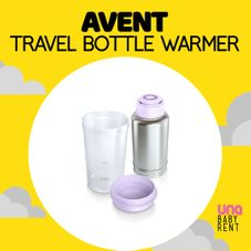 Gambar Avent Travel bottle warmer