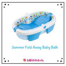 Gambar Summer  Fold away bath tub