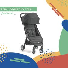 Gambar Baby jogger City tour 1