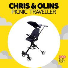Gambar Chris & olins  Picnic traveller