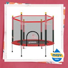 Gambar Speeds Trampoline nest 140 cm