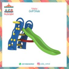 Gambar Eduplay  Golf slide