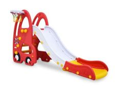 Gambar L'abeille London bus slide