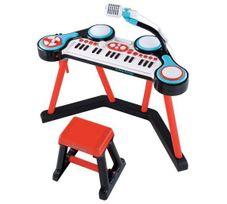 Gambar Elc Key boom board piano (tanpa microphone)