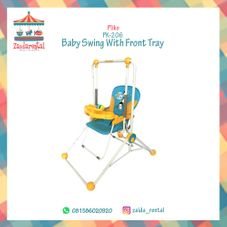 Gambar Pliko Baby swing with front tray 206