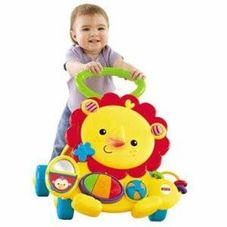 Gambar Fisher-price Musical lion walker