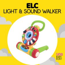 Gambar Elc Light and sound walker