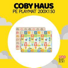 Gambar Coby haus Playmat pe 200x150
