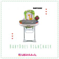 Gambar Babydoes High chair ultimo