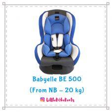 Gambar Babyelle Car seat