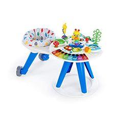 Gambar Baby einstein Around we grow 4-in-1 walk around discovery activity center table