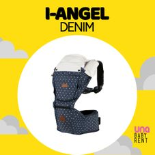 Gambar I angel Denim starlite