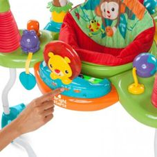 Gambar Bright starts Smiling safari jumperoo