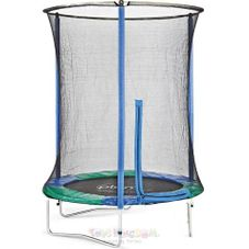 Gambar Plum Junior trampoline and enclosure 4.5ft
