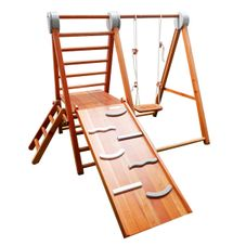 Gambar Bioma Swing set