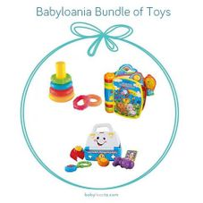 Gambar Bundle Of toys 6 (vtech animal nursery rhymes + elc stacking rings + fisher price laugh and learn medical kit)