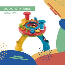 Gambar Elc Lights and sounds activity table