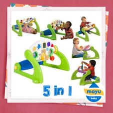 Gambar Little tikes 5 in 1 adjustable gym