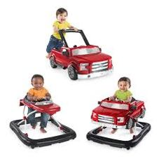 Gambar Bright starts Baby walker ford 3 in 1