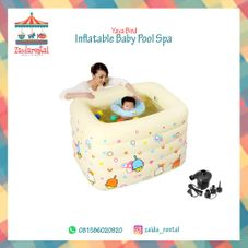Gambar Yaya bird Inflatable baby spa