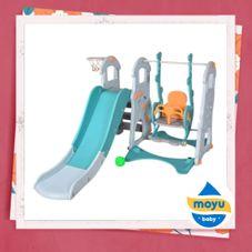 Gambar Parklon 3 in 1 slide and swing