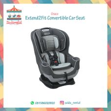 Gambar Graco Extend 2 fit convertible carseat