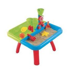 Gambar Elc Sand and water table