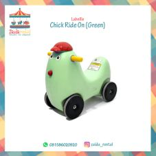 Gambar Labeille Chick ride on