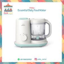 Gambar Philips  Essential baby food maker