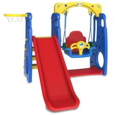 Gambar Kids Slide and swing 4 in 1