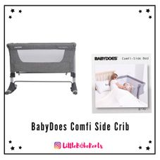 Gambar Babydoes Comfi side bed