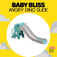 Gambar Baby bliss  Angry dino slide