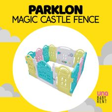Gambar Parklon  Magic castle fence (8+2)